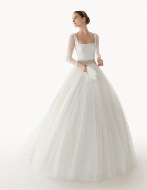 Cele Mai Frumoase Modele De Rochii De Mireasă Rosa Clara Modele