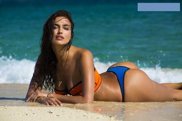 4. Irina Shayk
