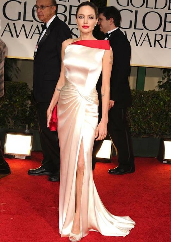 Globurile de Aur (ianuarie 2012) – rochie Atelier Versace