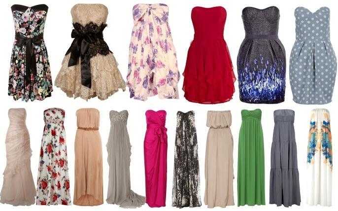 modele-rochii-de-vara in diferite culori