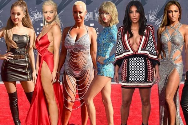 Vedete la MTV VMA 2014