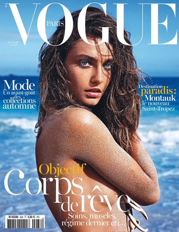 Vogue - Andreea Diaconu