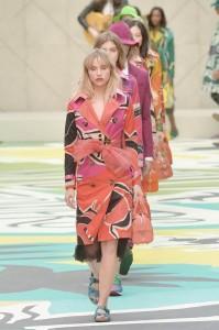 Brandul Burberry Prorsum la Saptamana Modei de la Londra 3