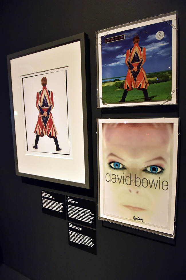 """David Bowie Is"""