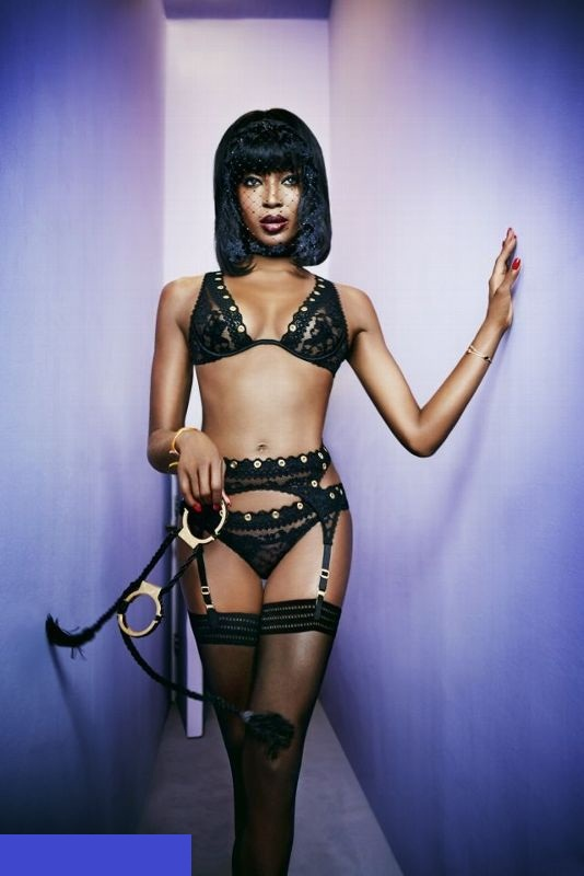 Naomi Campbell – imaginea Agent Provocateur 2015 3