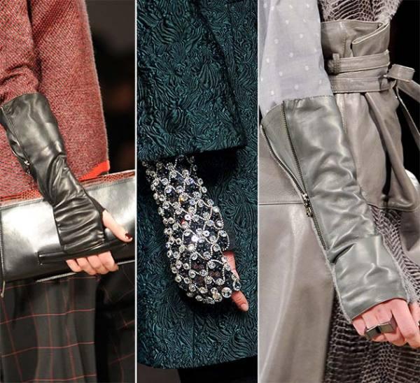 Modele de mănuși pentru toamna anului 2014