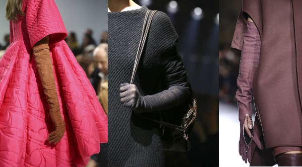 Noi modele de mănuși în tendințele modei din acest an
