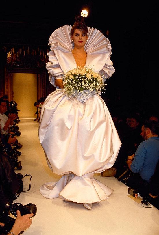 Emanuel Ungaro Haute Couture (1986)