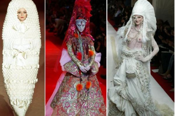Top cele mai caudate rochii de mireasa din toate timpurile