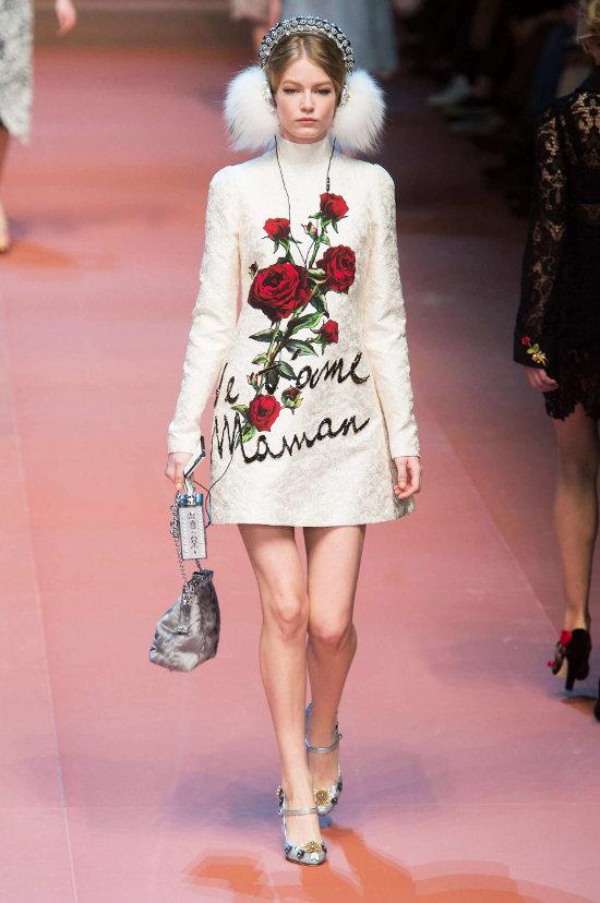 Dolce & Gabbana - colectie dedicata mamelor 10