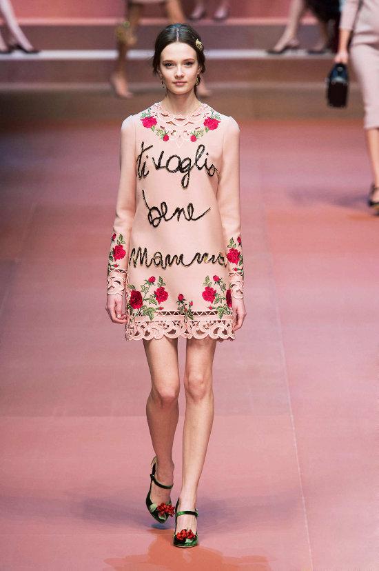 Dolce & Gabbana - colectie dedicata mamelor 11