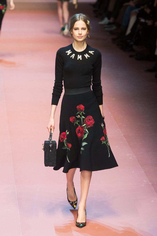 Dolce & Gabbana - colectie dedicata mamelor 2