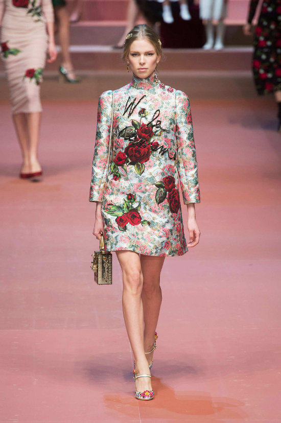 Dolce & Gabbana - colectie dedicata mamelor 3