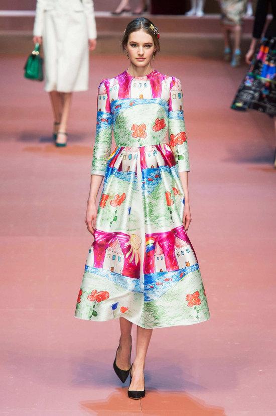 Dolce & Gabbana - colectie dedicata mamelor