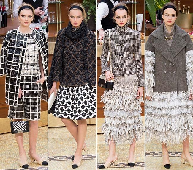 Colectia Chanel toamna iarna 2015-2016 3