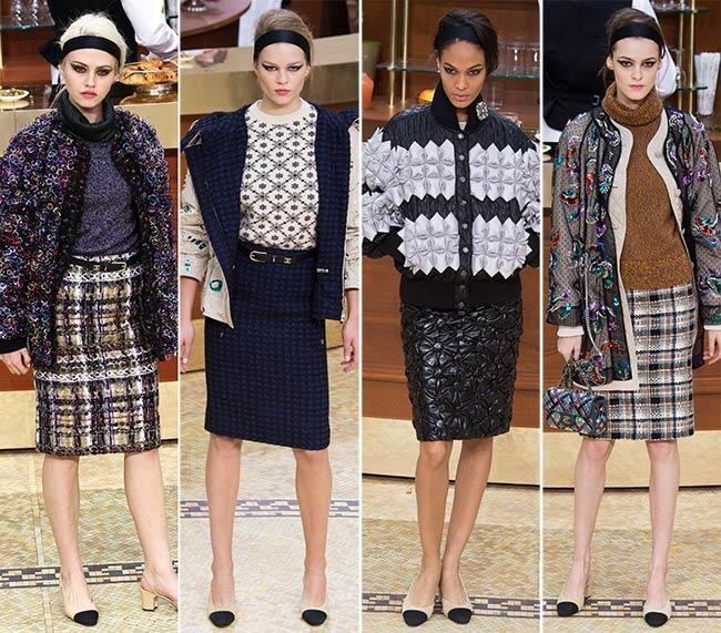 Colectia Chanel toamna iarna 2015-2016 6