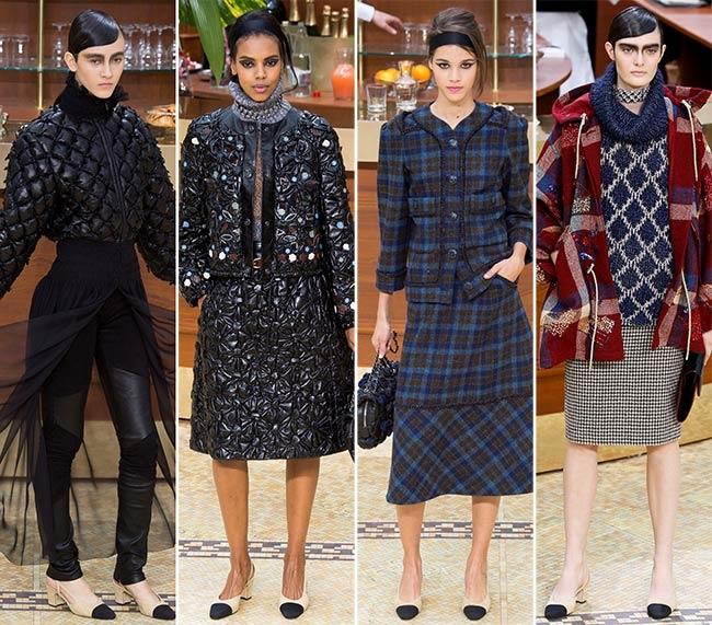 Colectia Chanel toamna iarna 2015-2016 7