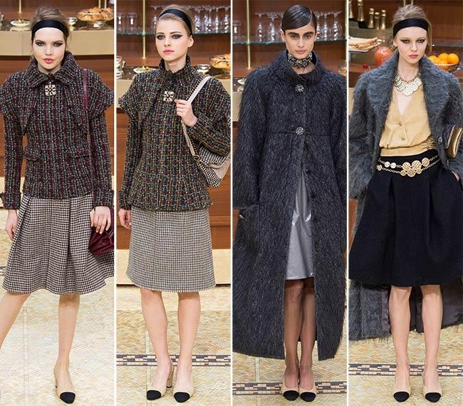 Colectia Chanel toamnan iarna 2015-2016 1