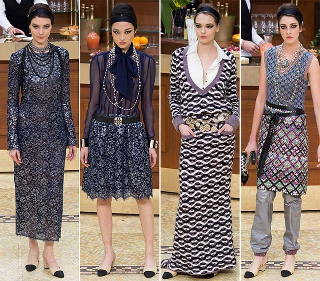 Colectia Chanel toamnan iarna 2015-2016 2
