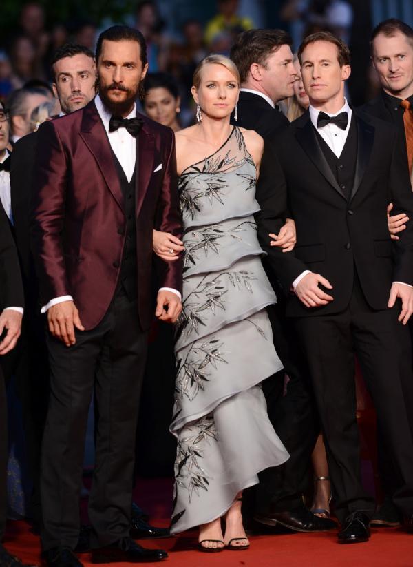 Matthew McConaughey si Naomi Watts
