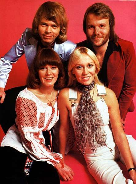 Trupa ABBA