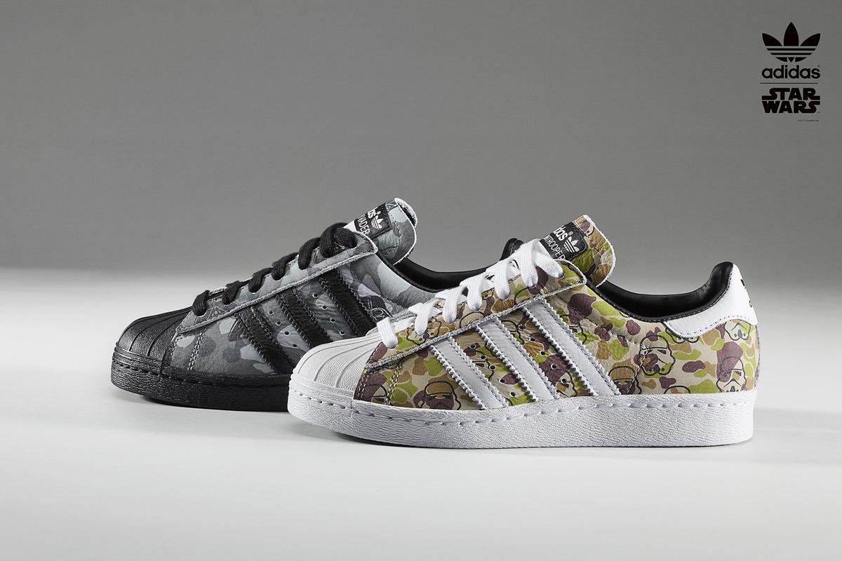 Adidas lansează pantofi sport speciali pentru fanii Star Wars 1