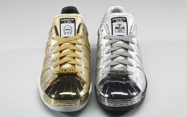 Adidas lansează pantofi sport speciali pentru fanii Star Wars