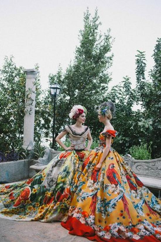 Noua colectie Dolce & Gabbana - Alta Moda 0