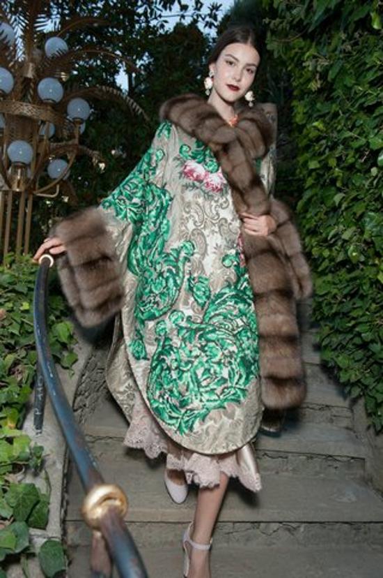 Noua colectie Dolce & Gabbana - Alta Moda 1