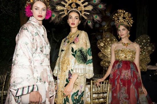 Noua colectie Dolce & Gabbana - Alta Moda 4