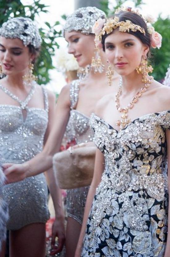 Noua colectie Dolce & Gabbana - Alta Moda 5