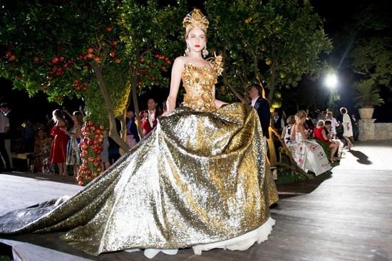 Noua colectie Dolce & Gabbana - Alta Moda 7