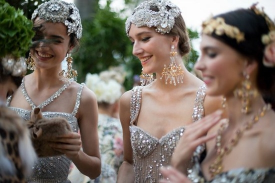 Noua colectie Dolce & Gabbana - Alta Moda 9