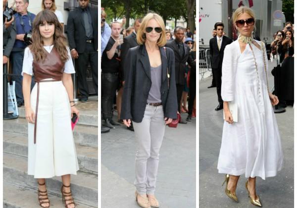 Vedete la Săptămâna Haute Couture de la Paris 0