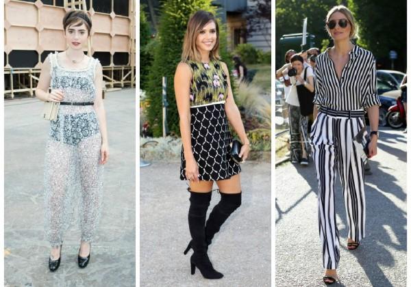 Vedete la Săptămâna Haute Couture de la Paris