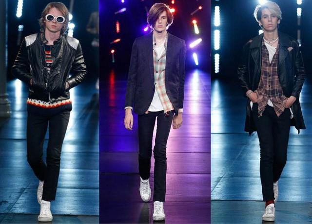 Noile modele masculine in voga au parinti celebri!