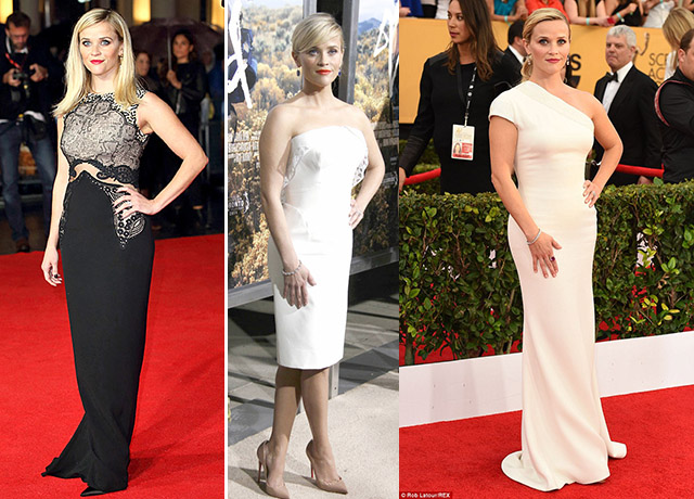 Reese Witherspoon- cea mai eleganta vedeta din lume