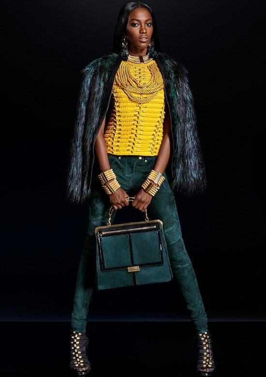 Colectia Balmain pentru brandul H&M 10