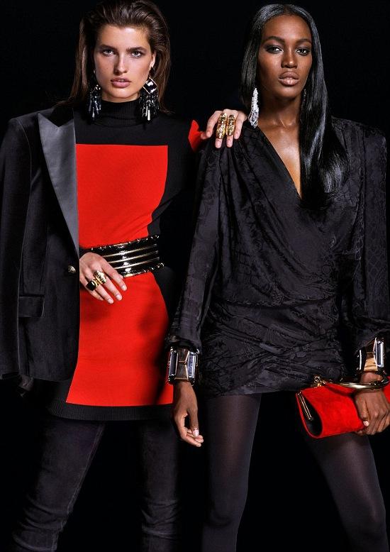 Colectia Balmain pentru brandul H&M 5
