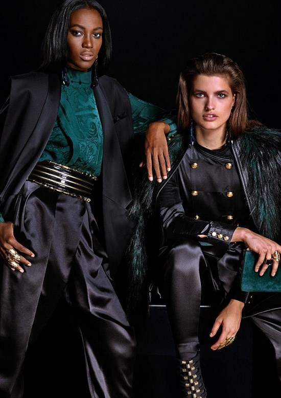 Colectia Balmain pentru brandul H&M 6
