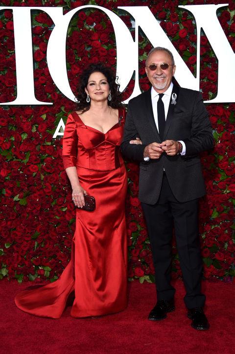 Gloria Estefan si Emilio Estefan