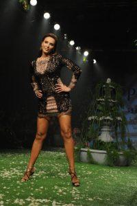 Iulia Vantur vedeta la Saptamana Modei de la Mumbai 1