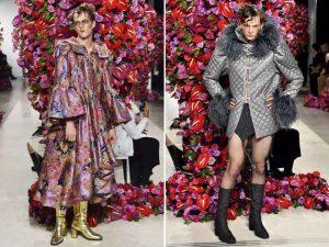Săptămâna modei pentru bărbați de la New York 2017 2018 2