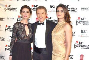 Catrinel Menghia, alături de sora ei pe Red Carpet în Monte Carlo