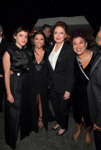 Emma Watson, Eva Longoria, Susan Sarandon si Rosa Clemente