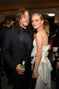 Norman Reedus si Diane Kruger