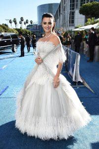 Penelope Cruz rochie Chanel Haute Couture