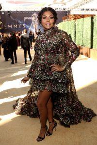 Taraji P. Henson rochie Giambattista Valli Haute Couture