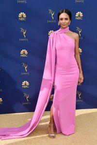 Thandie Newton rochie Brandon Maxwell