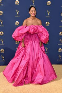 Tracee Ellis Ross rochie Valentino Haute Couture